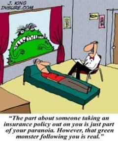 secret life insurance