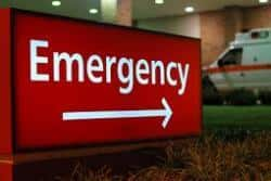 health insurance emergency room