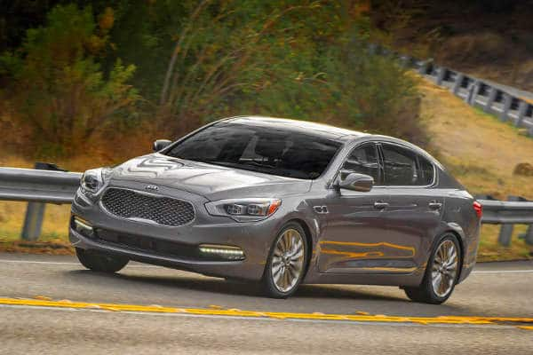 Kia K900 Luxury