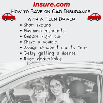 Adding Your Teen To Your Car Insurance Policy