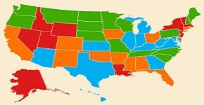 The states with the rudest drivers – and the states that hate them