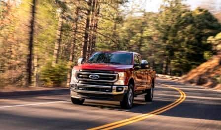 2019Ford450KingRanchRed