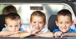 How to avoid crashes when you're driving with children