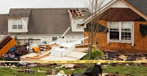 Tornado damage: cleanup and insurance claims